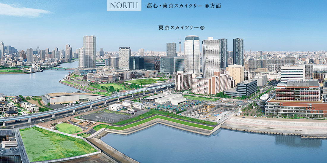 DayTimeView(NORTH)