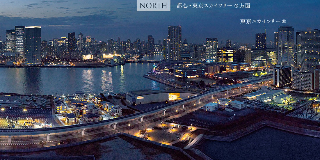 NightView(NORTH)