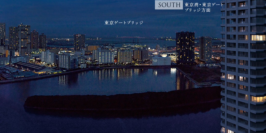 NightView(SOUTH)
